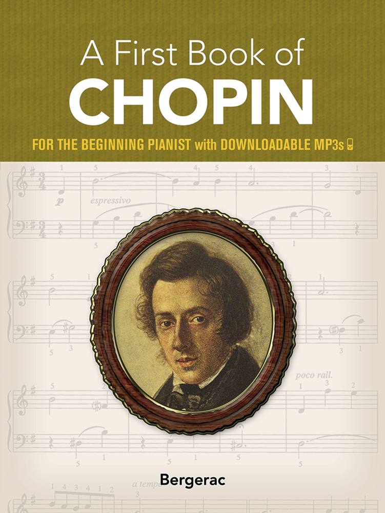 Frédéric Chopin: My First Book Of Chopin: Piano: Instrumental Album