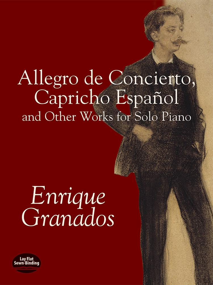 Enrique Granados: Allegro De Concerto: Piano: Instrumental Work