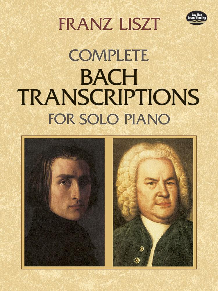 Johann Sebastian Bach: Complete Bach Transcriptions For Solo Piano: Piano: