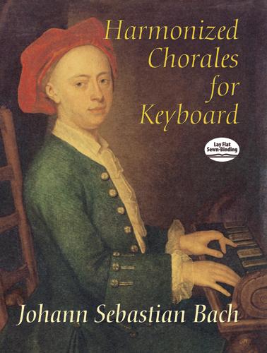 Johann Sebastian Bach: Harminized Chorales For Keyboard: Piano: Instrumental
