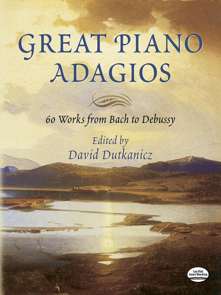 Great Piano Adagios: Piano: Instrumental Album