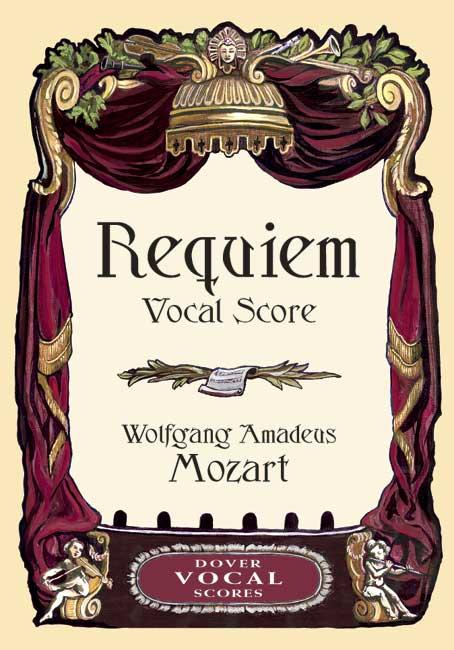 Wolfgang Amadeus Mozart: Requiem K.626: Voice: Vocal Score
