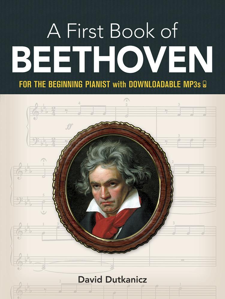 Ludwig van Beethoven: My First Book of Beethoven: Piano: Instrumental Album