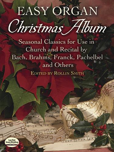 Easy Organ Christmas Album: Organ: Instrumental Album