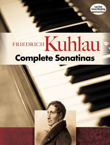 Friedrich Kuhlau: Complete Sonatinas: Piano: Instrumental Album