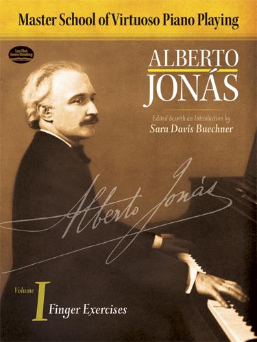 Alberto Jonàs: Master School Of Virtuoso Piano Vol. 1: Piano: Instrumental Tutor
