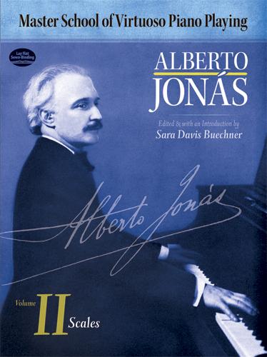 Alberto Jonàs: Master School Of Virtuoso Piano Vol. 2: Piano: Instrumental Tutor