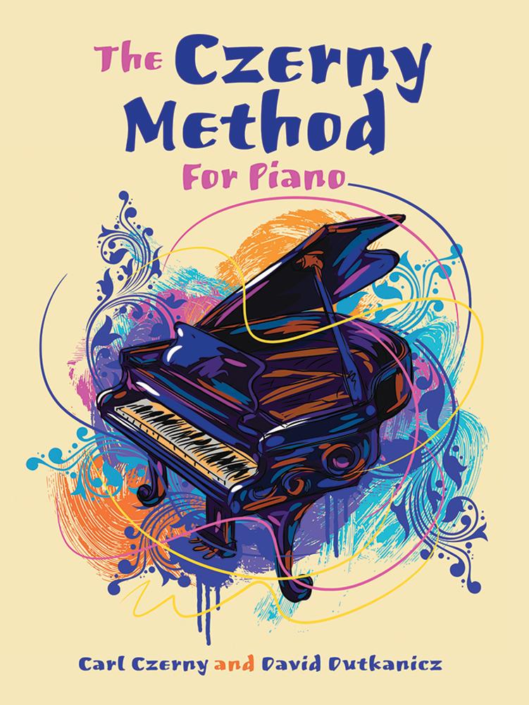 Carl Czerny: The Czerny Method For Piano: Piano: Instrumental Tutor