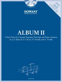 Johann Sebastian Bach Antonio Vivaldi Henry Purcell: Album Vol. II: Descant