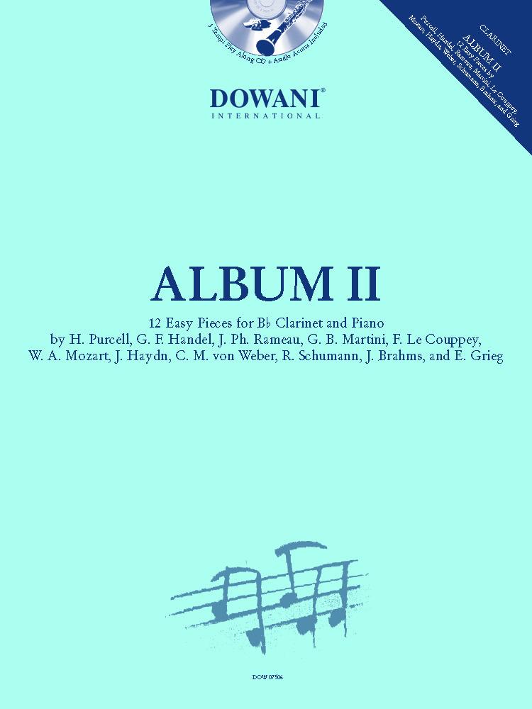 Album II: Clarinet