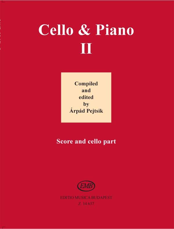 Cello & Piano 2: Cello: Instrumental Album