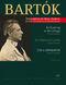 Béla Bartók: Ein Abend am Lande für Oboe und Klavier: Oboe: Instrumental Work