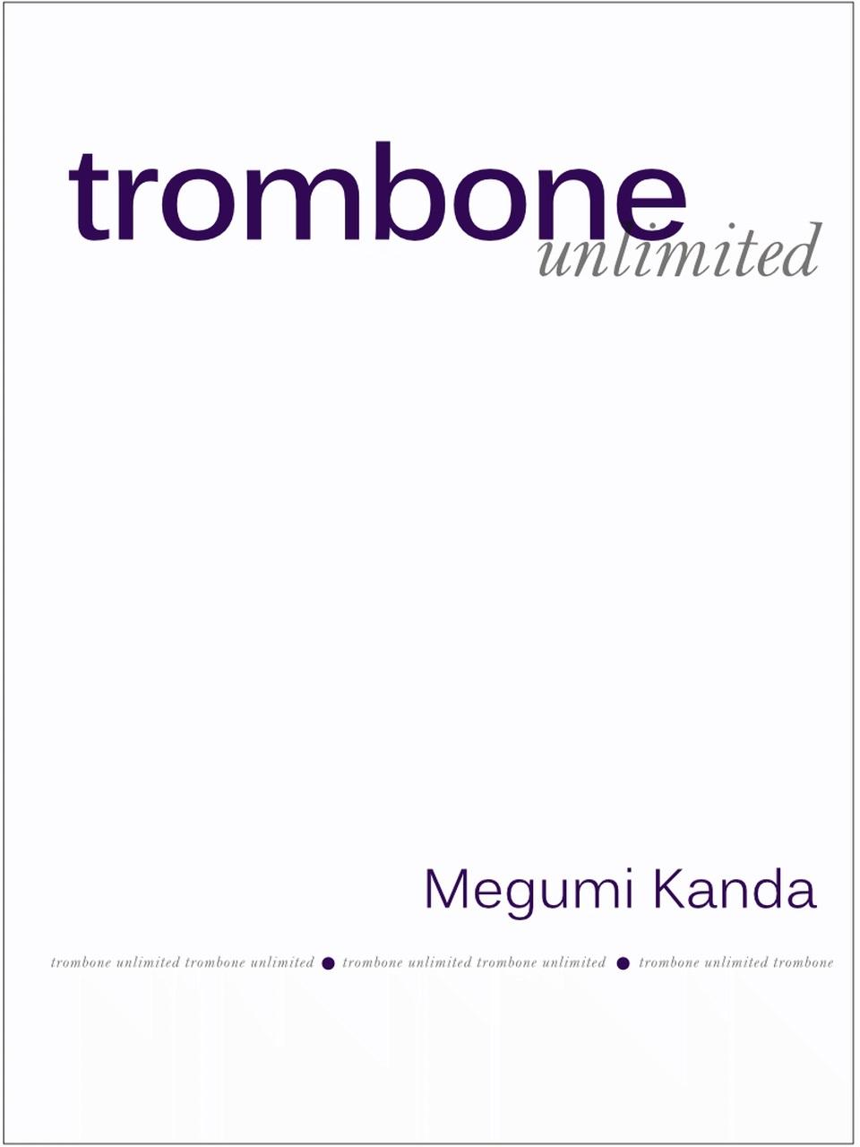 Megumi Kanda: Trombone Unlimited: Trombone: Instrumental Album