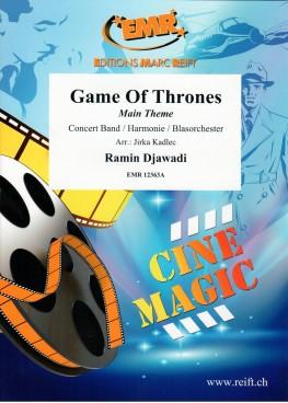 Ramin Djawadi: Game Of Thrones: Concert Band