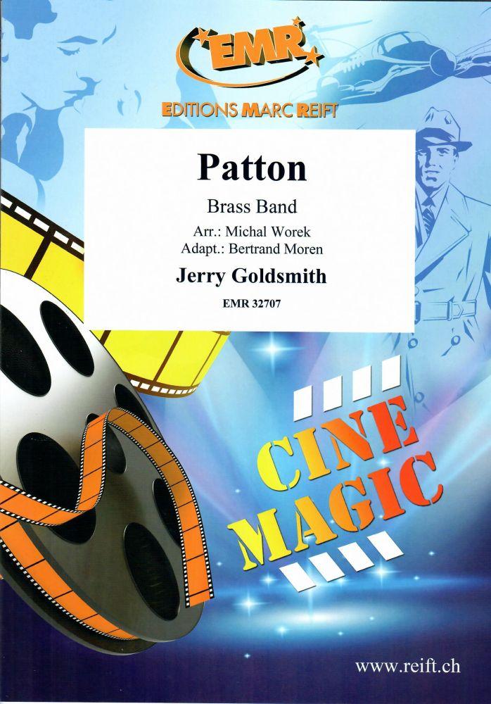 Jerry Goldsmith: Patton: Brass Band: Score and Parts