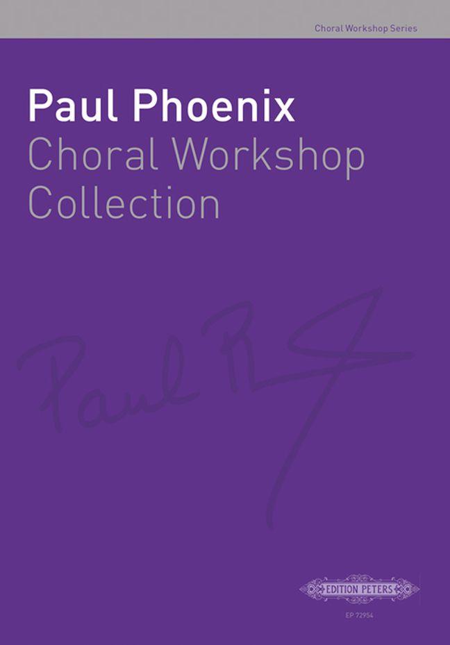Choral Workshop Collection: SATB: Vocal Work