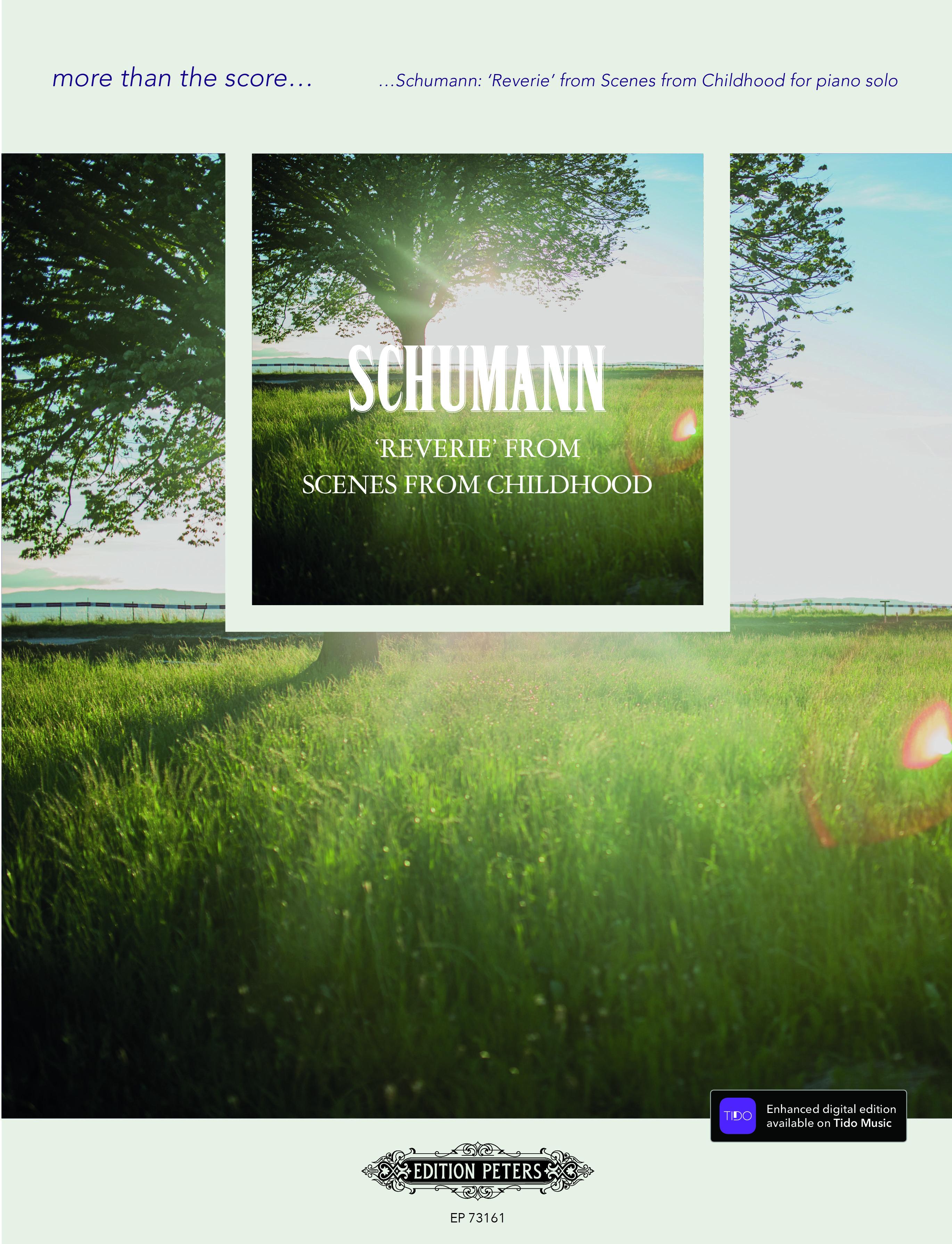 Robert Schumann: Schumann: Reverie from Scenes from Childhood: Piano: