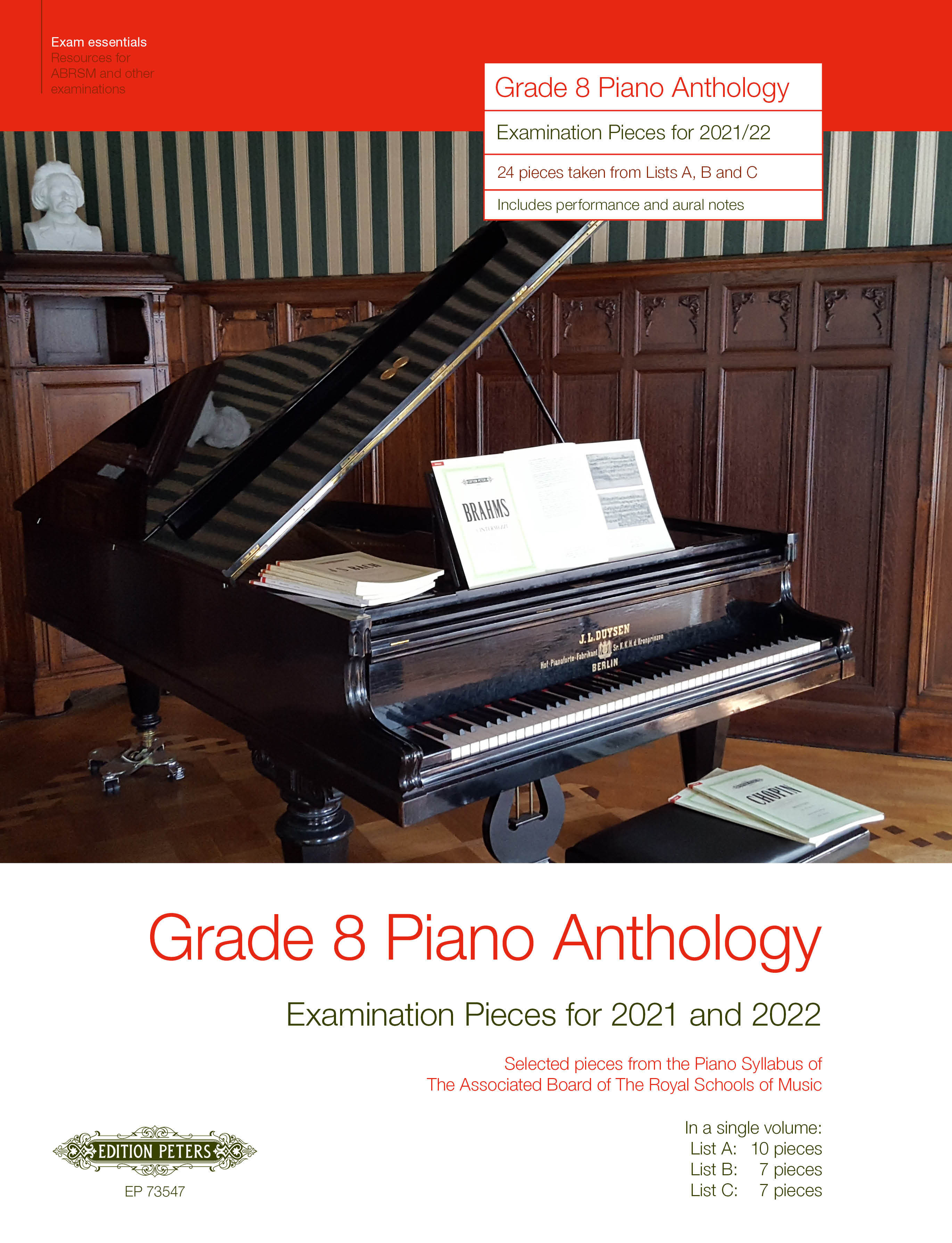 Grade 8 Piano Anthology: Piano: Instrumental Collection