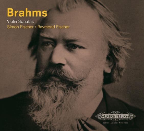 Johannes Brahms: Brahms Violin Sonatas: Violin: Instrumental Work