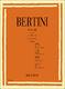 Enrico Bertini: 25 Studi Per Il 2Ç Grado Op. 29: Piano