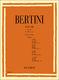 Enrico Bertini: 25 Studi Per Il 4Ç Grado  Op. 134: Piano