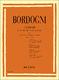Bordogni, Marco : Livres de partitions de musique