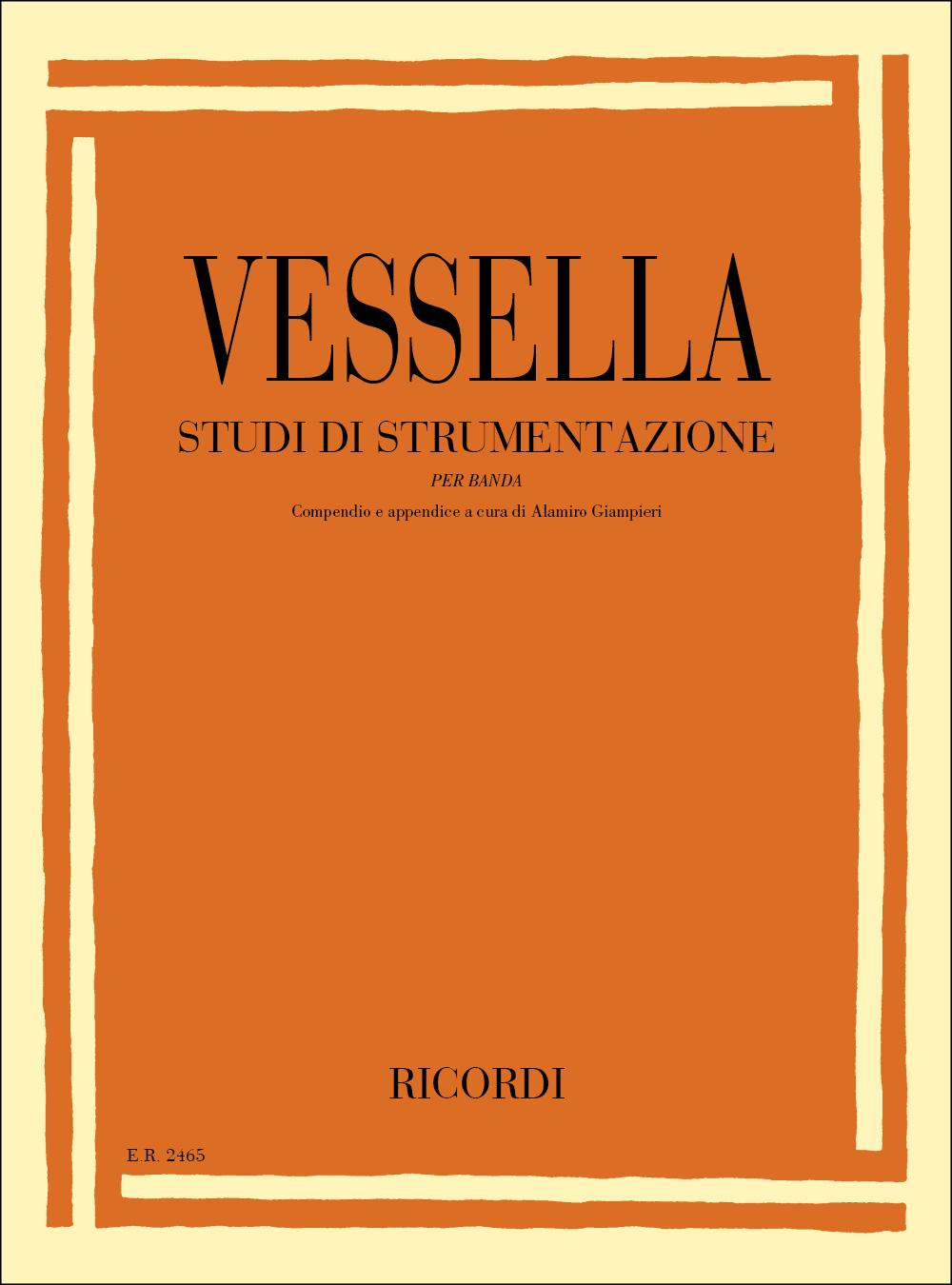 A. Vessella: Studi Di Strumentazione Per Banda
