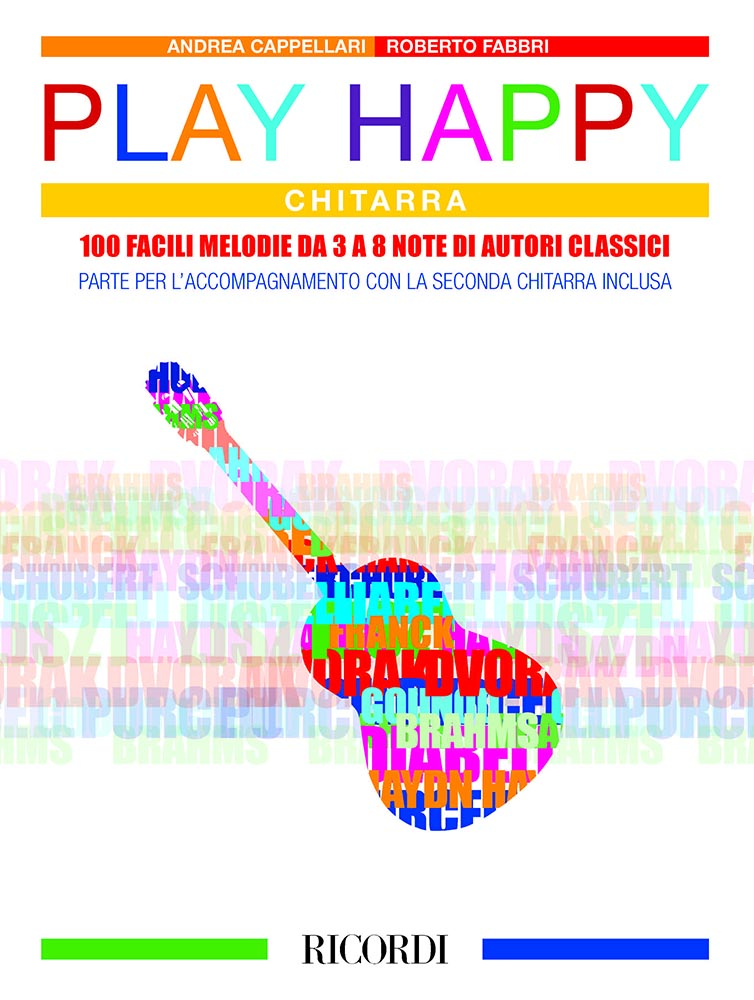 Play Happy (Chitarra): Guitar: Instrumental Collection