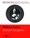 William Lawes: Suite for two guitars: Guitar Duet