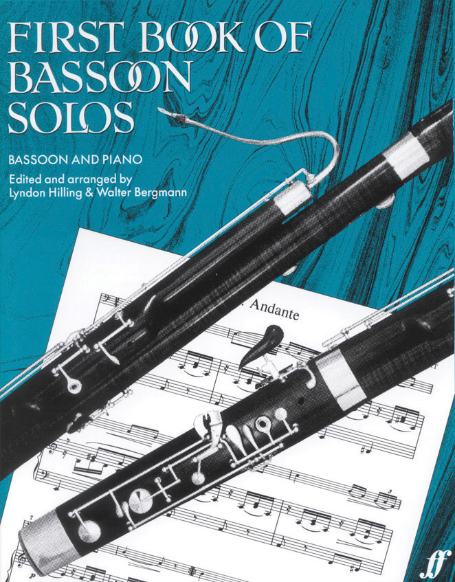 L. Hilling: First Book Of Bassoon Solos: Bassoon: Instrumental Album