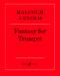 Malcolm Arnold: Fantasy for Trumpet: Trumpet: Instrumental Work