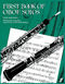J. Craxton A. Richardson: First Book of Oboe Solos: Oboe: Instrumental Album