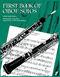 J. Craxton A. Richardson: First Book of Oboe Solos: Oboe: Instrumental Album