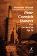 Malcolm Arnold: Four Cornish Dances: Orchestra: Study Score