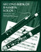 L. Hilling Walter Bergmann: Second Book of Bassoon Solos: Bassoon: Instrumental