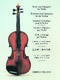 Derek Collier: Scales and Arpeggios For Violin: Violin: Instrumental Reference