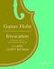 Gustav Holst: Invocation - Cello And Piano: Cello: Instrumental Work