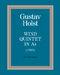 Gustav Holst: Wind Quintet In A Flat: Wind Ensemble: Parts