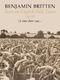 Benjamin Britten: Suite On English Folk Tunes Op.90: Orchestra: Score