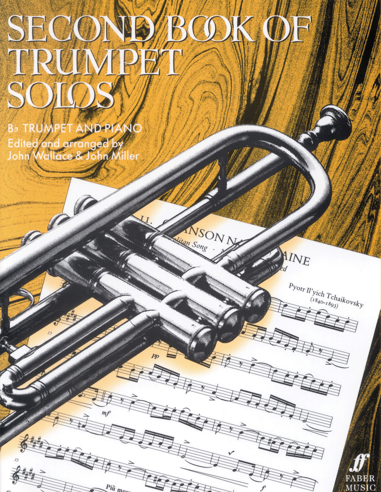 John Wallace J. Miller: Second Book of Trumpet Solos: Trumpet: Instrumental