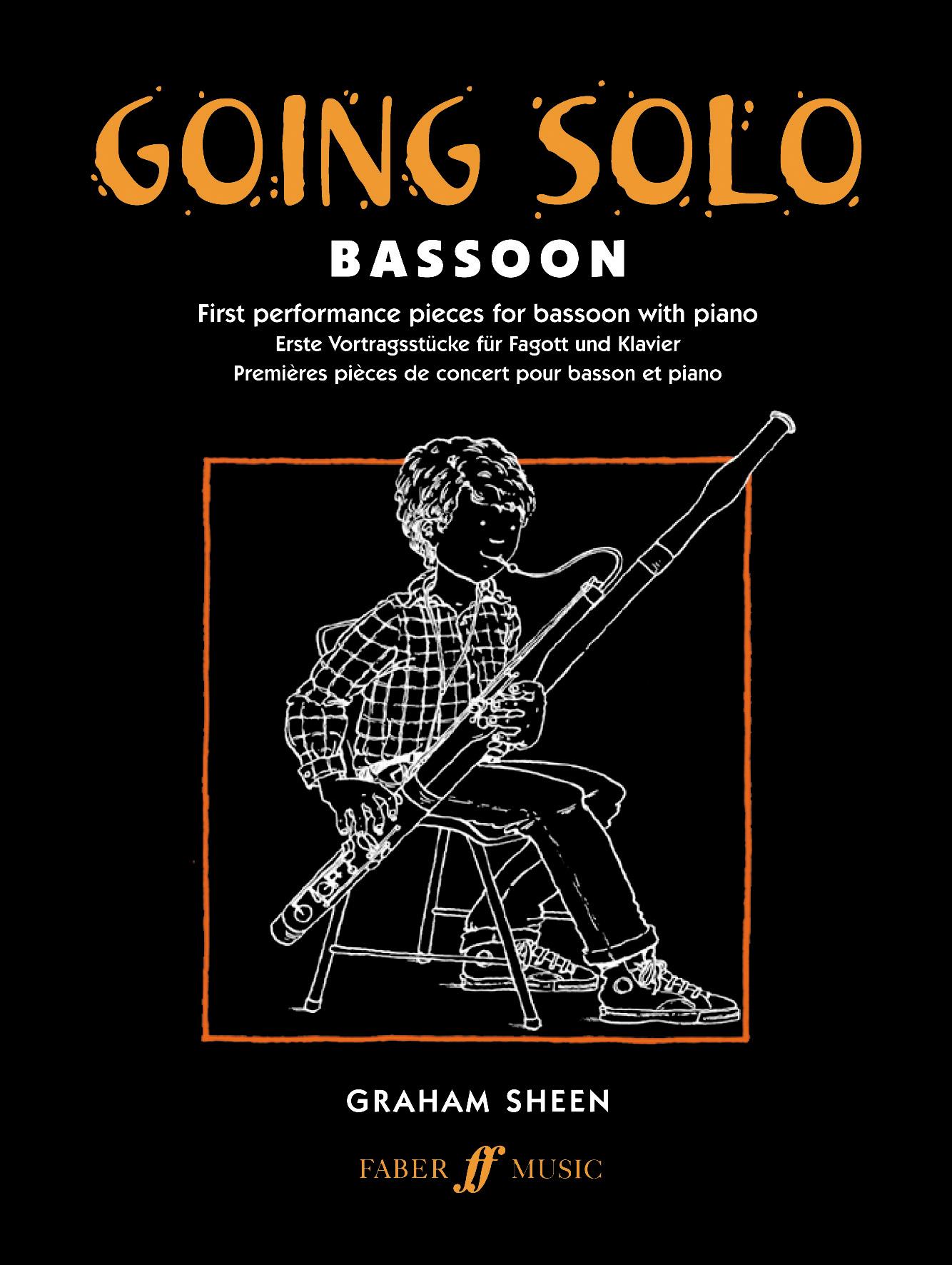 Sheen: Going Solo: Bassoon: Instrumental Album