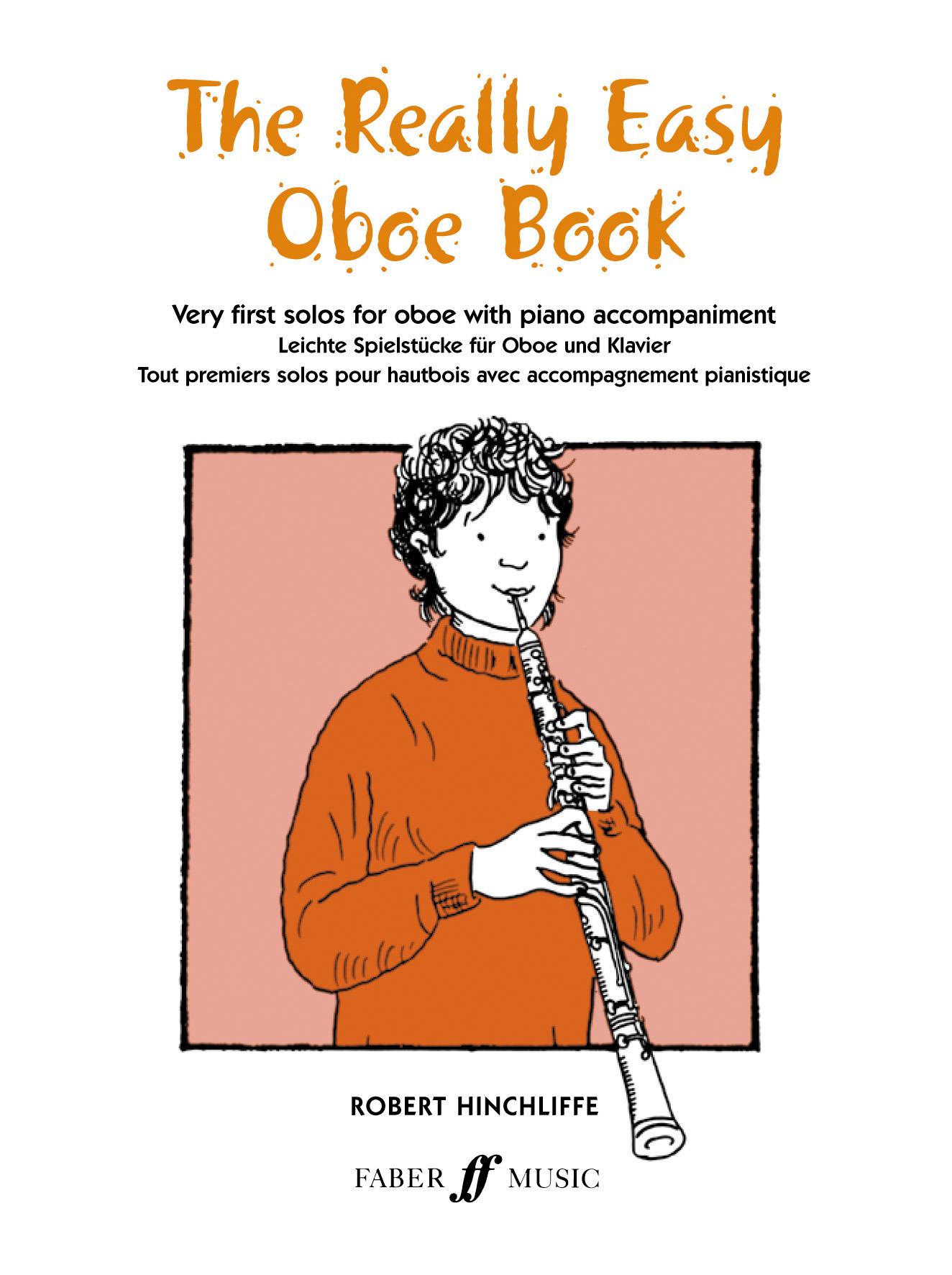 R. Hinchcliffe: Really Easy Oboe Book: Oboe: Instrumental Album