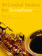 J. Davies: 80 Graded Studies For Saxophone Book 1: Saxophone: Study
