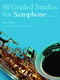 J. Davies: 80 Graded Studies For Saxophone Book 2: Saxophone: Study