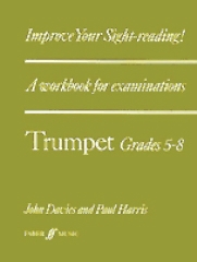J. Davies P. Harris: Improve your sight-reading! Trumpet 5-8: Trumpet: