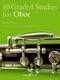J. Davies: 80 Graded Studies For Oboe Book 2: Oboe: Study