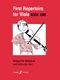 Wilkinson-Hart: First Repertoire For Viola 1: Viola: Instrumental Album