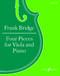 Bridge, Frank : Livres de partitions de musique