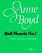 Anne Boyd: Bali Moods No.1: Flute: Instrumental Work