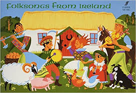 R. Corp: Folksongs From Ireland: Voice: Instrumental Album